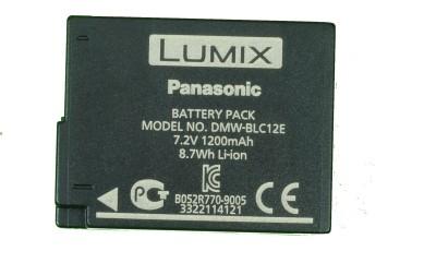 Panasonic DMW BLC12E