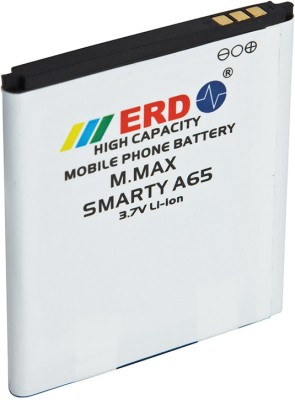 ERD Battery BT-147 Compatible Mobile Battery For Micromax Smarty A65 (White)