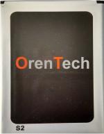 OrenTech For Karbonn Titanium S2 Plus Battery