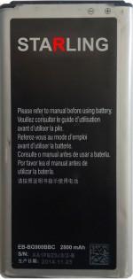Starling For Samsung Galaxy S5 BG900BBC Battery