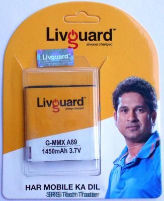 Livguard G MMX A89 Battery for Micromax Ninja A89