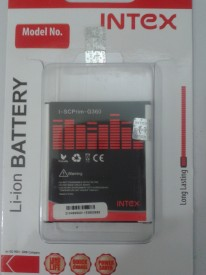 Intex I-SCPrim-G360 2000mAh Battery