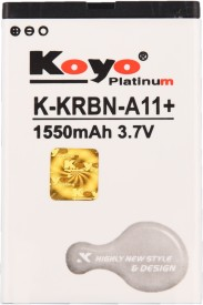 Koyo 1500mAh Battery (For Karbonn A11 Plus)
