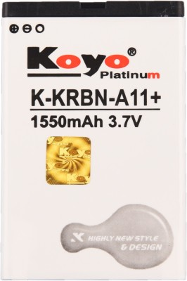 Koyo 1500mAh Battery (For Karbonn A11 Plus)