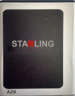 Starling For Karbonn A26 Battery