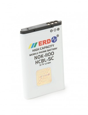 ERD 1050mAh Battery (For Nokia BL-5C)