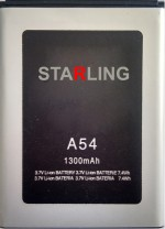 Starling For Micromax A54 Battery