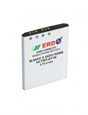 ERD 750mAh Battery (For Micromax X600/ X285)
