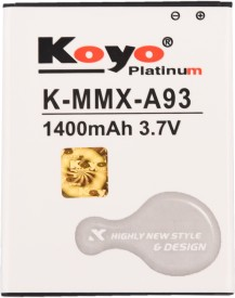 Koyo 1400mAh Battery (For Micromax A-93)
