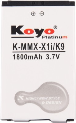 Koyo 1800mAh Battery (For Micromax X1i)