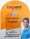 Livguard  Battery - LivGuard G-A110 Battery For Micromax A110 (Yellow)