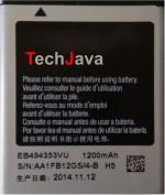 TechJava For Samsung GALAXY GT i5510 EB494353VU Battery