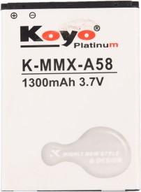 Koyo-1300mAh-Battery-(For-Micromax-Bolt-A58)