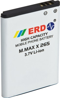 ERD BT 162 Compatible Mobile Battery for Micromax X265