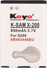 Koyo-850mAh-Battery-(For-Samsung-X200)