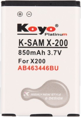 Koyo 850mAh Battery (For Samsung X200)