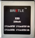 Bristle  Battery - For Micromax Ninja A89 Battery (Black, Silver)