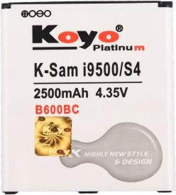 Koyo 2500mAh Battery (For Samsung I9500)