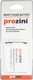 Prozini N-7100 3100mAh Battery (For Samsung Galaxy Note 2)