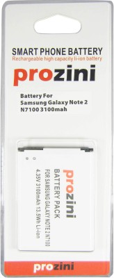 Prozini N-7100 3100mAh Battery (For Samsung Galaxy Note 2)