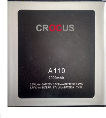 Crocus For Micromax Canvas 2 A110 Battery