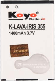 Koyo-1400mAh-Battery-(Lava-Iris-355)
