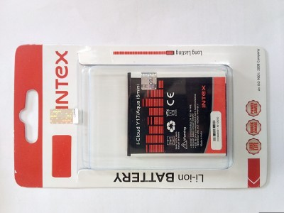 Decode 1800mAh Battery (For Intex Aqua i5 mini)