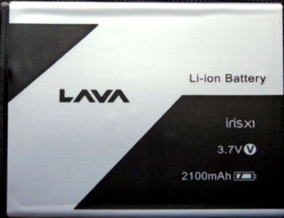 Lava-2100mAh-Battery-(For-Iris-X1)