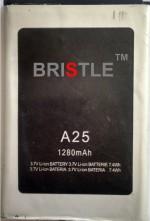 Bristle For Micromax A25 Battery