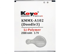 Koyo-2500mAh-Battery-(For-Micromax-A102-Doodle3)