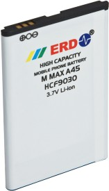 ERD 1000mAh Battery (For Micromax A45)