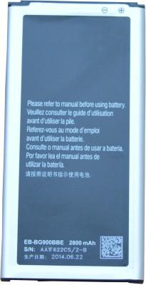 VTC Battery For Samsung S5 Black