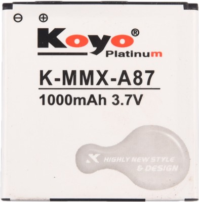 Koyo-1000mAh-Battery-(For-Micromax-A87)