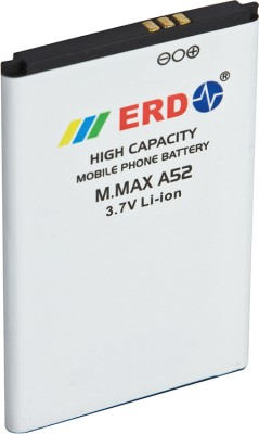 ERD 1000mAh Battery (For Micromax A52)