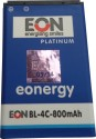 EON Battery Battery For Nokia BL-4C - Multicolor