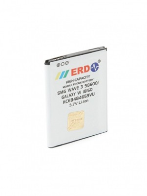 ERD 1000mAh Battery (For Samsung Wave 3 S8600/ Galaxy W i8150)