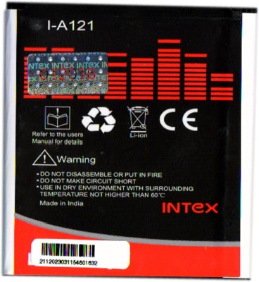 Intex I-A121 2000mAh Battery