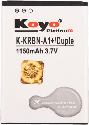 Koyo 1150mAh Battery (For Karbonn A1 Plus)