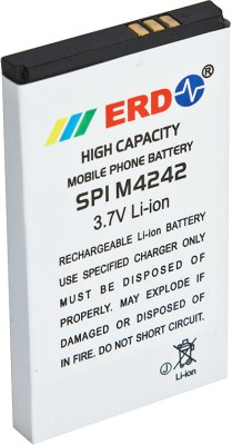 ERD Battery BT-160 Compatible Mobile Battery For Micromax X115 - White