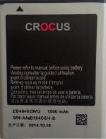 Crocus For Samsung S8600 Wave 3 EB484659VU Battery