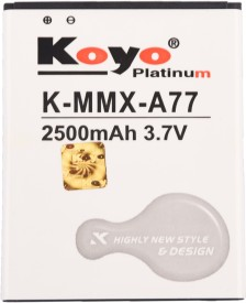 Koyo Battery (For Micromax A77)