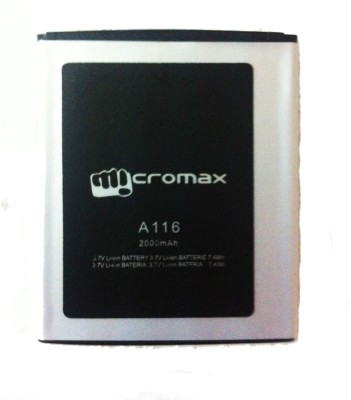 Micromax-A116-2000mAh-Battery