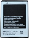 LAIBA  Battery - Laiba Battery - GT-S5360 Lithium Ion Mobile Battery For Samsung Galaxy Y Pro (Black)