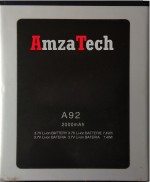 AmzaTech For Micromax A92 Battery