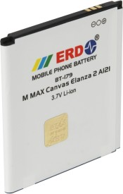ERD 1500mAh Battery (For Micromax Canvas Elanza 2 A121)