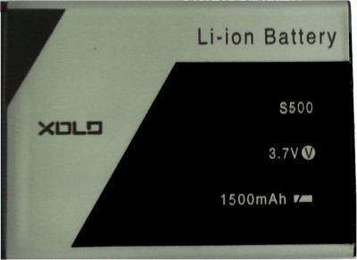 Xolo  Battery   S500 available at Flipkart for Rs.499