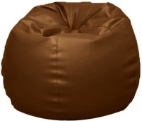 Amatya Small Bean Bag  With Bean Filling (Brown)