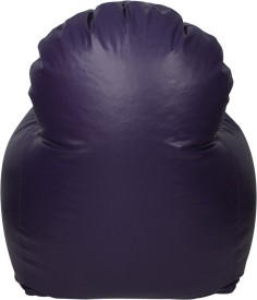Sattva XXXL Arm Chair Bean Bag Chair  Cover (Without Filling)