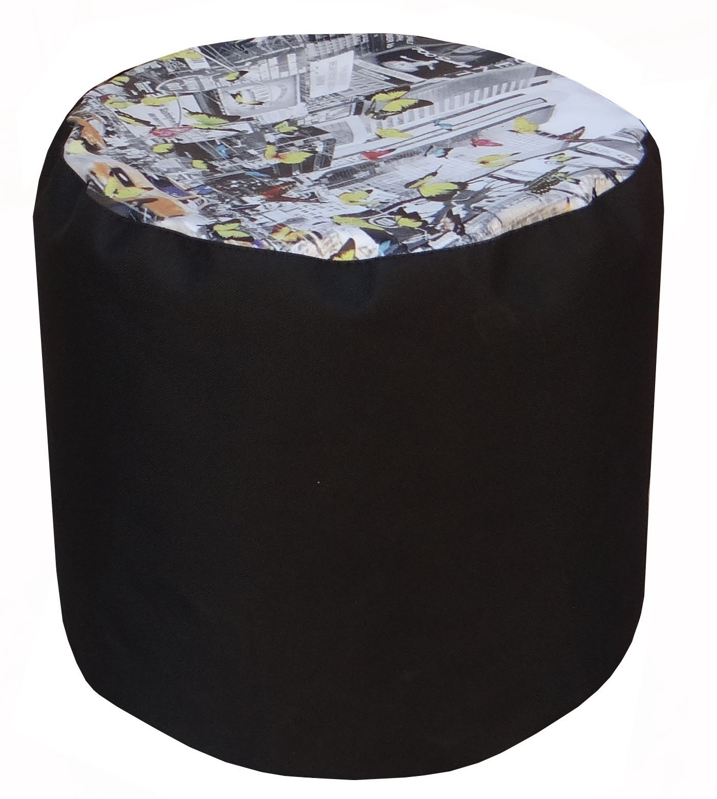 Orka Bean Bags XXL Bean Bag Footstool  With Bean Filling available at Flipkart for Rs.699