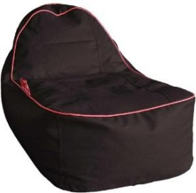 Star Medium Acoustic Lounger Bean Bag  Cover (Without Filling)